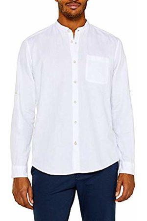 Esprit Men's 049ee2f010 Casual Shirt, ( 100)