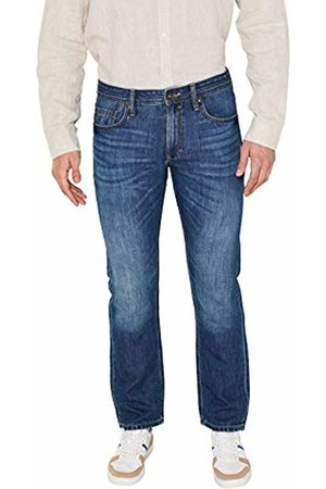 Esprit Men's 049Ee2B011 Straight Jeans Dark Wash 901