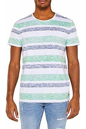 Esprit Men's 049cc2k034 T-Shirt, ( 2 101)