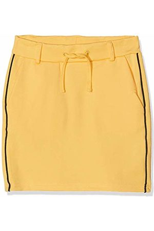 Name it Girl's Nkfidalic Skirt Noos Pale Marigold