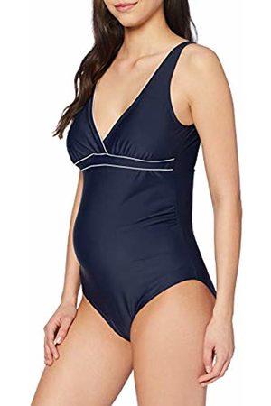 Mama Licious Women's Mljamilla Padded Swimsuit Maternity Swimming Suit 12 (Size:)