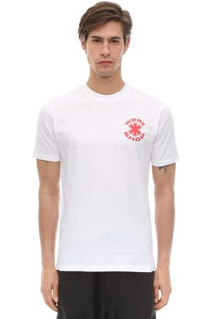 032c Cosmic Workshop Cotton Jersey T-shirt
