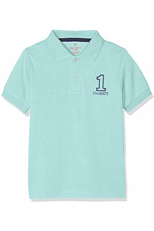 Hackett Hackett Boy's No1 Class Ss Polo Shirt, (Aruba 5PI)