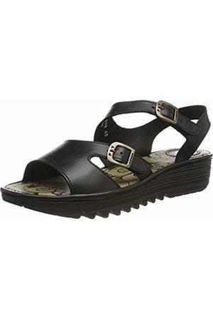 Fly London Women's ENAT028FLY Open Toe Sandals, ( 000)