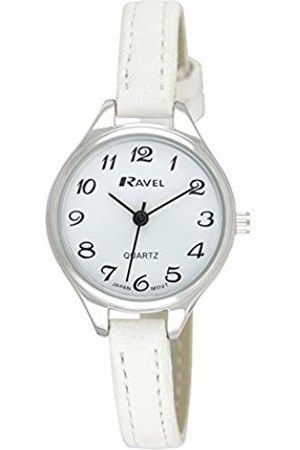 Ravel Womens Analogue Quartz Watch with PU Strap R0131.04.2