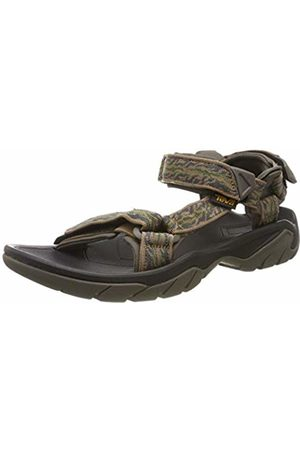 Teva Men's Terra Fi 5 Universal M's Ankle Strap Sandals (Manazita Pecann 790) 8 UK