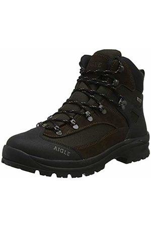 Aigle Men's Huntshaw Mtd Hunting Shoes (Darkbrown 001) 9.5 UK