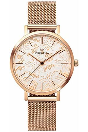 ORPHELIA Womens Analogue Classic Quartz Watch with Stainless Steel Strap OR12805