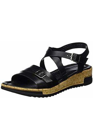 Tamaris Women's 1-1-28215-22 Ankle Strap Sandals, ( 1)