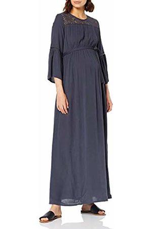 Mama Licious Women's Mlboho 3/4 Woven Maxi Dress Ombre