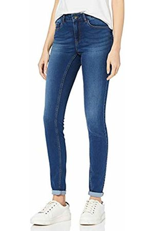 087eacdc1e7101 Women's Vmseven Nw S Shape Up Jeans Vi510 Noos Slim Medium Denim