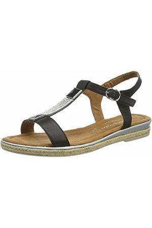 Marco Tozzi Women's 2-2-28133-22 Ankle Strap Sandals