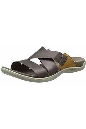 Merrell Women's District Maya Slide Open Toe Sandals Falcon