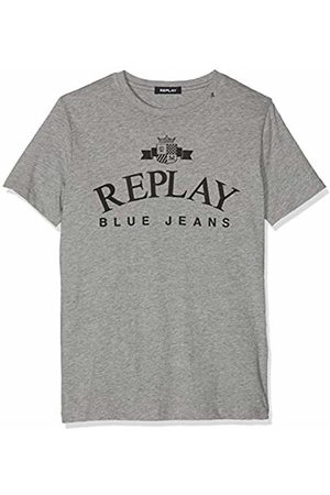 Replay Men's M3723 .000.2660 T-Shirt Not Applicable
