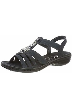 Rieker Women's 60836-14 Closed Toe Sandals 7.5 UK