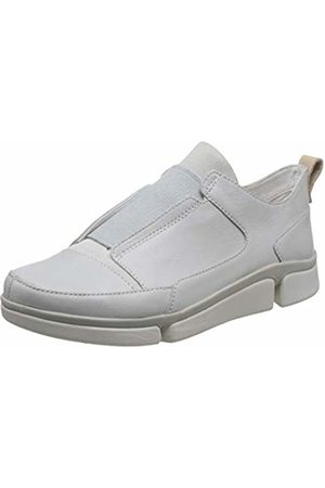 Clarks Tri Pure Leather Shoes in Standard Fit Size 7½