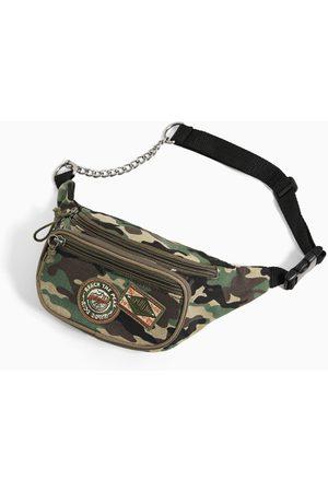 Zara Camo belt bag