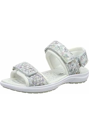 Superfit Girls' Rainbow Ankle Strap Sandals