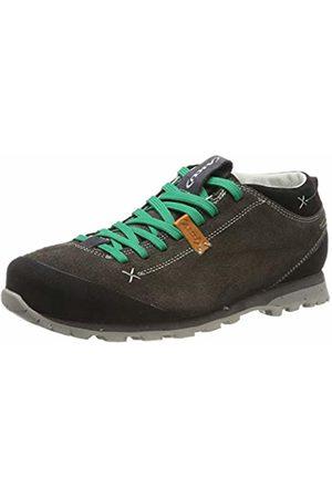 Aku Men's Bellamont 2 Suede Gt Low Rise Hiking Shoes /Bottle 191 9.5 UK