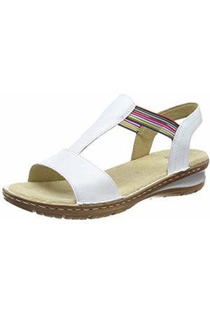 ARA Women's Hawaii 1237206 T-Bar Sandals 6 UK