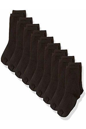 Amazon 9-Pack Cotton Uniform Crew Sock Casual