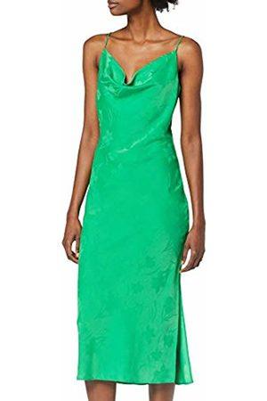 New Look Women's Cowl Neck Dress, (Bright 30)