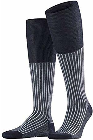 Falke Oxford Stripe Men Knee-high Socks dark navy (6377) 43-44