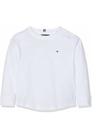 Tommy Hilfiger Baby Boys' Fashion Relaxed Slubby Tee L/s T-Shirt Bright 123