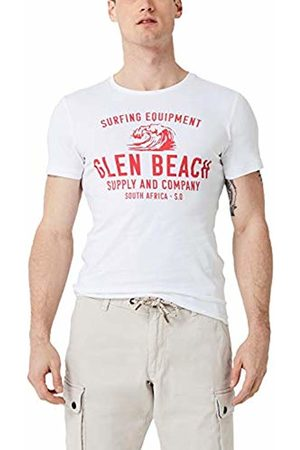 s.Oliver Men T-shirts - Men's 13.904.32.4791 T-Shirt 0100