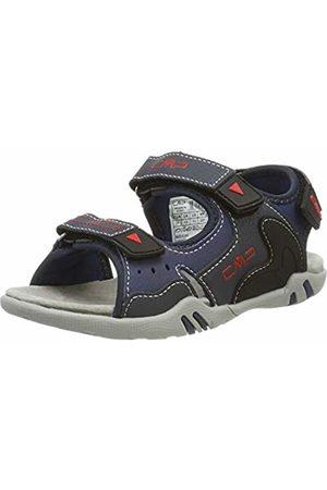 CMP Unisex Kids' Alphard Ankle Strap Sandals (B. -Marine 02nc) 12 UK