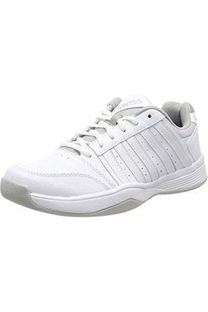 K-Swiss Women's Court Smash Carpet m Tennis Shoes Wht/High-Rise, 7 000070594