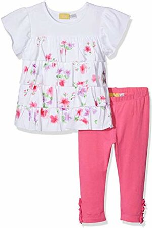 chicco Girl's Completo T-Shirt Manica Corta + Leggings Clothing Set