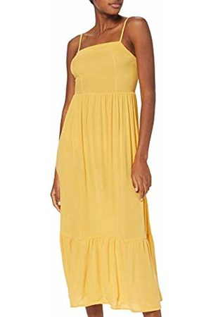New Look Women's Tier Hem Dress, (Bright 85)