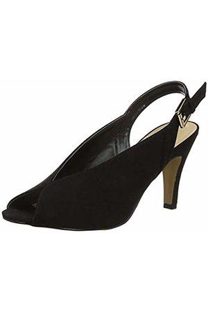 Lotus Women's Akiko Sling Back Heels, ( BBK)