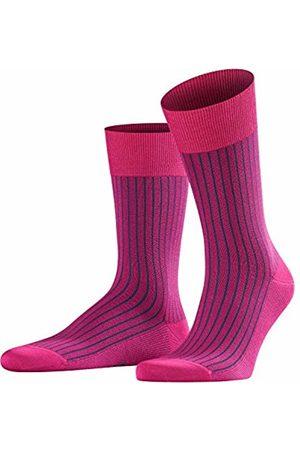 Falke Oxford Stripe Men Socks berry (8390) 45-46