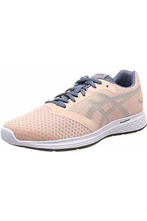 Asics Women's Patriot 10 Running Shoes, (Baked /Steel 700)