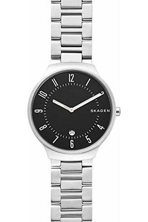 Skagen Men Watches - Mens Analogue Quartz Watch with Stainless Steel Strap SKW6515
