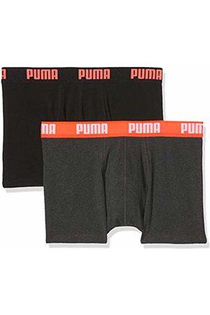 Puma Men's Basic Boxer 2p Boy Short, ( / / Combo 899)