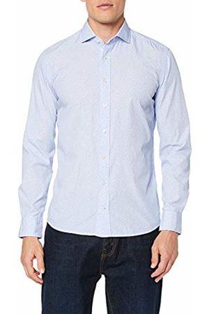 Hackett Men's H Print Casual Shirt