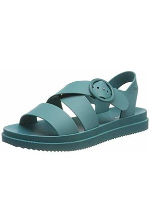 Zaxy Women's Street Sand Plat Fem Ankle Strap Sandals ( 8289) 4 UK
