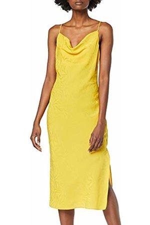 New Look Women's Cowl Neck Dress, (Bright 85)