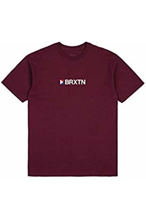 Brixton Men's Stowell IV S/S Standard Tee