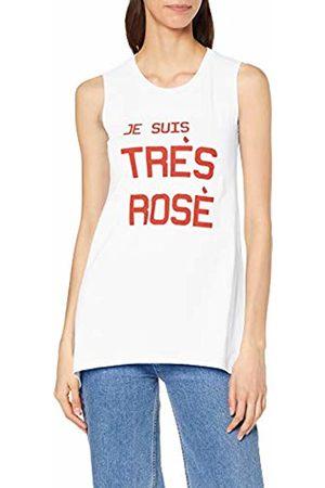 ROSE' A POIS Women's's Sacher Vest (Bianco 0000) 14 (Size: 46)