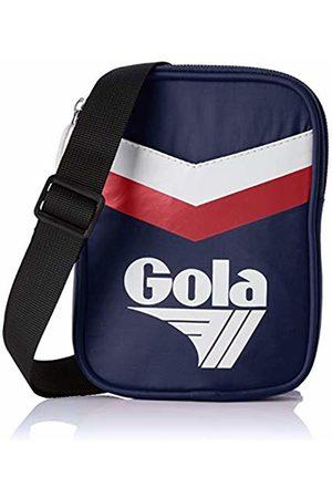 Gola Unisex-Adult Goodman Chevron Messenger Bag (Navy/Deep / )