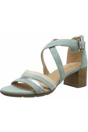 7c9b674b9eb Geox Women s D Marykarmen Mid Sandal E Open Toe