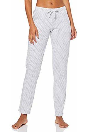 6cf93be9cad1b Schiesser Women s Mix   Relax Jerseyhose Lang Pyjama Bottoms (Grau-Mel. 202)