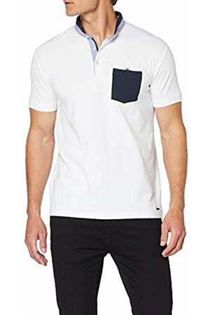 Esprit Men's 039EE2K004 Polo Shirt, ( 100)