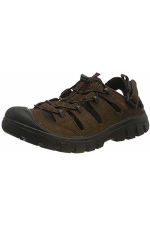 CMP Men's Avior Closed Toe Sandals (Espresso Q938) 8/8.5 UK