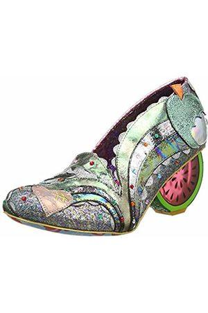 Irregular Choice Women's Sunshine Splash (B128-26/B136-01) Closed Toe Heels