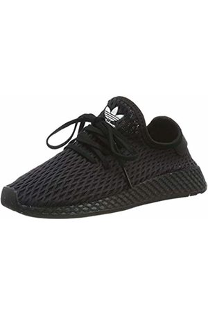 adidas Unisex Kids' Deerupt Runner C Gymnastics Shoes, Core /FTWR